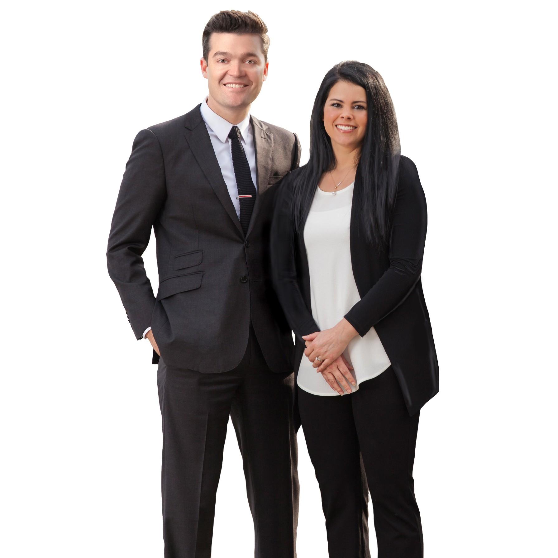 Nathan & Megan Morris : Morris Family Services President & Vice-President