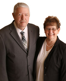 Mike and Kay Everly : Haley McGinnis President & Secretary Treasurer