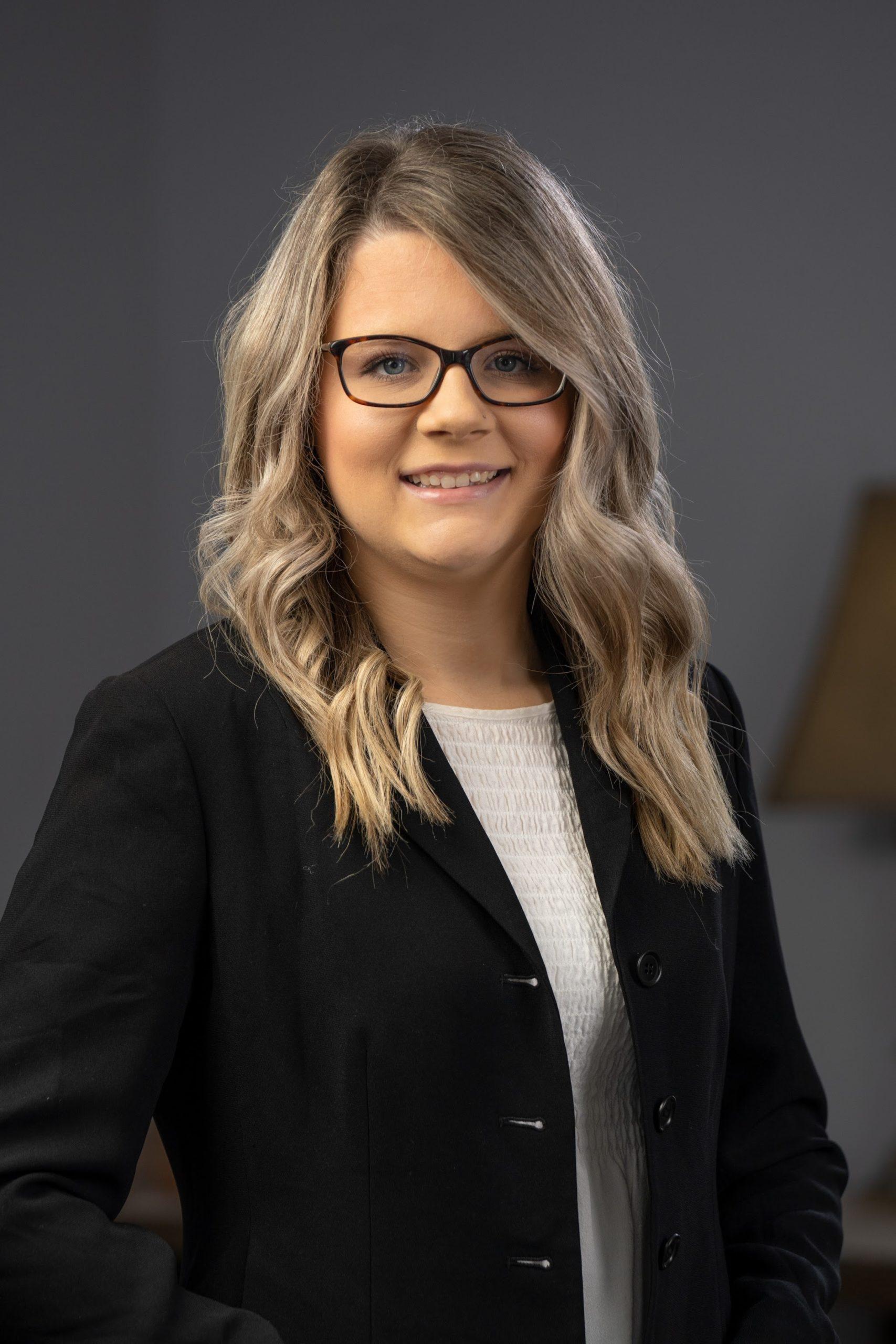 Kayla Nall : Executive Assistant